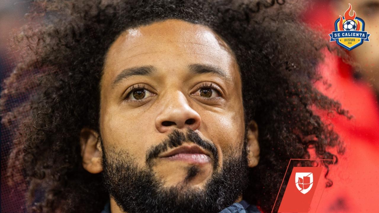 Marcelo va da salida en el Madrid y ya se barajan sus posibles reemplazos
