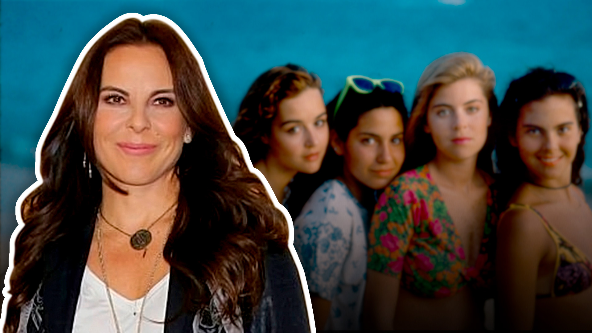 Una de las 'Muchachitas' todavía quiere a Kate del Castillo a diferencia de 'Las lagartonas'