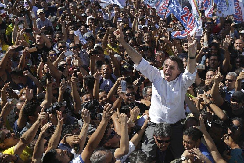 En fotos: Jair Bolsonaro, el defensor de la dictadura que presidirá Brasil