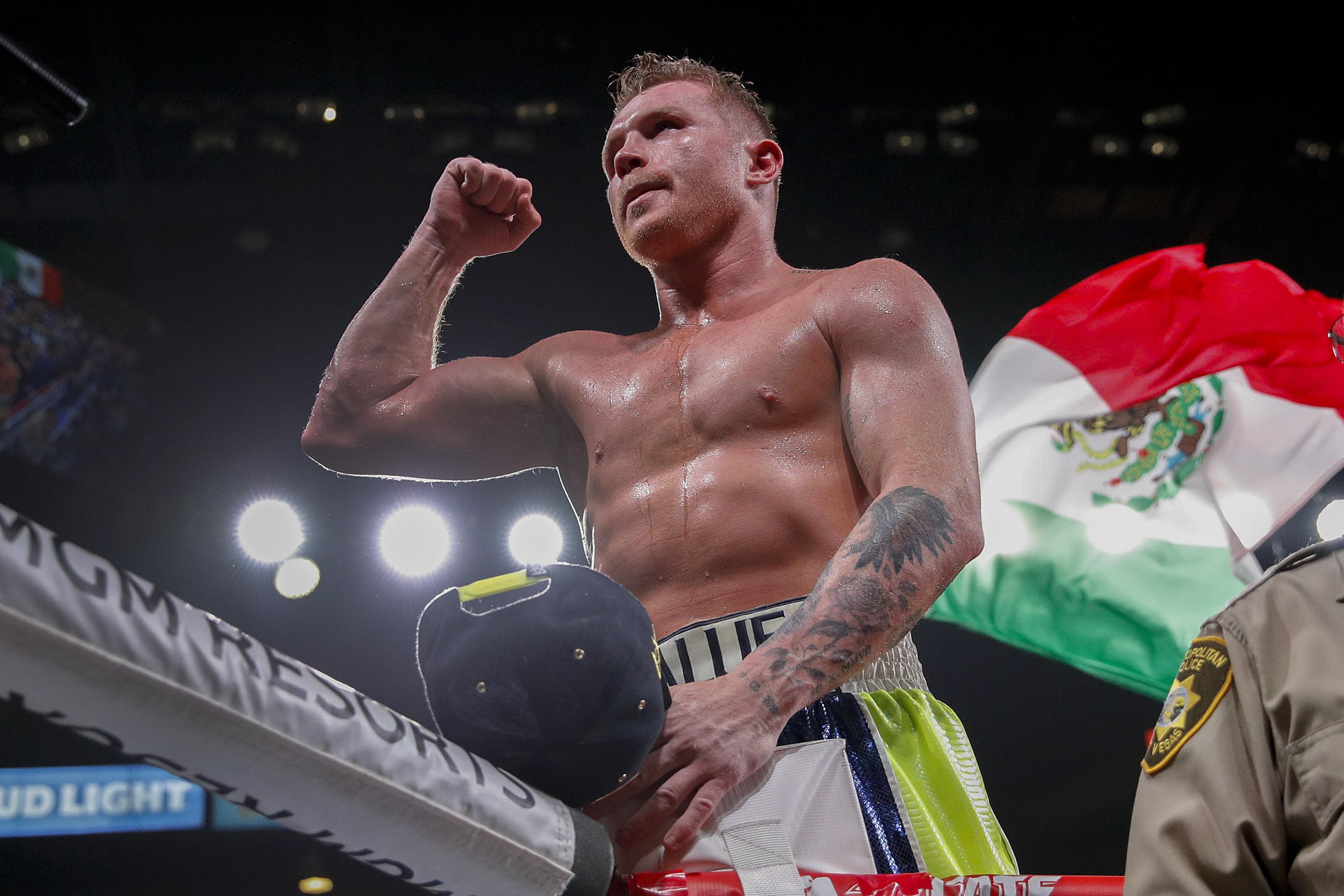 Tyson Fury Ve A Canelo Como El Mejor Boxeador Del Mundo Deportes Boxeo Tudn Univision