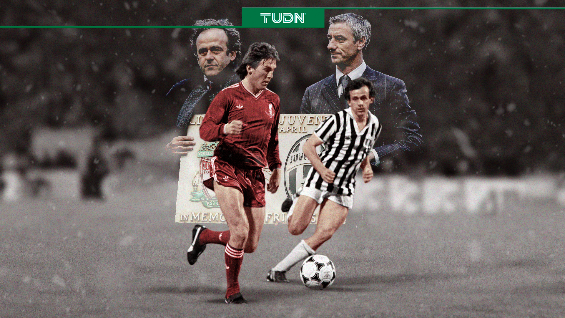La Imborrable Mancha De Sangre En La Copa De Europa De 1985 Deportes Uefa Champions League Tudn Univision