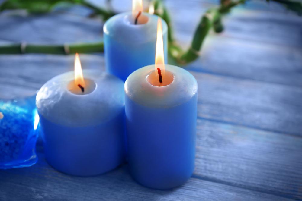 Para qué sirven las velas azules | Horóscopos | Univision