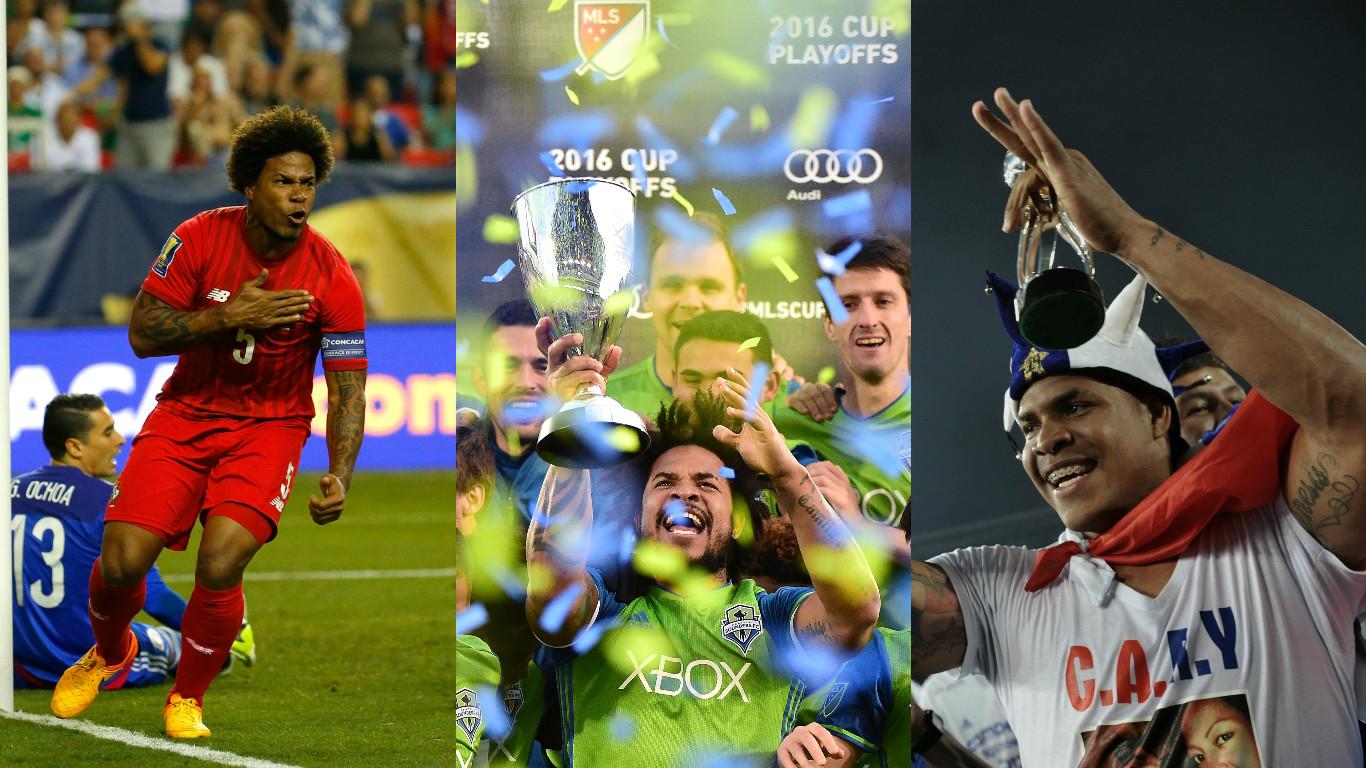 Román Torres, un ganador que quiere coronarse campeón de la MLS